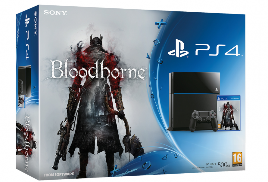 Bloodborne PS4 Bundle Announced For Europe