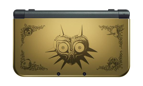 Majora's Mask New Nintendo 3DSXL Sold Out At Multiple Retailers