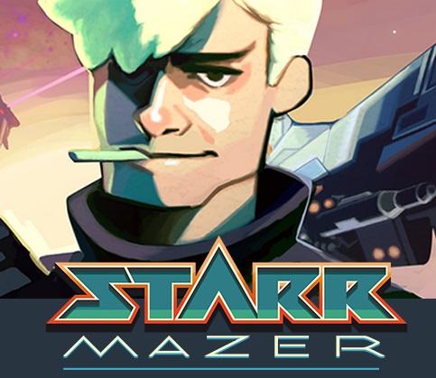 Starr Mazer, A Dandy Space Game Comes To Kickstarter