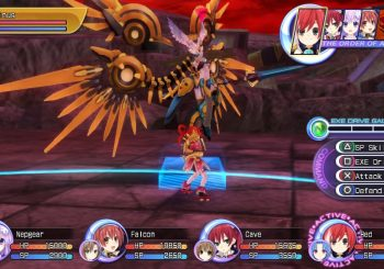 Neptunia Re;Birth - How to Defeat Delphinus