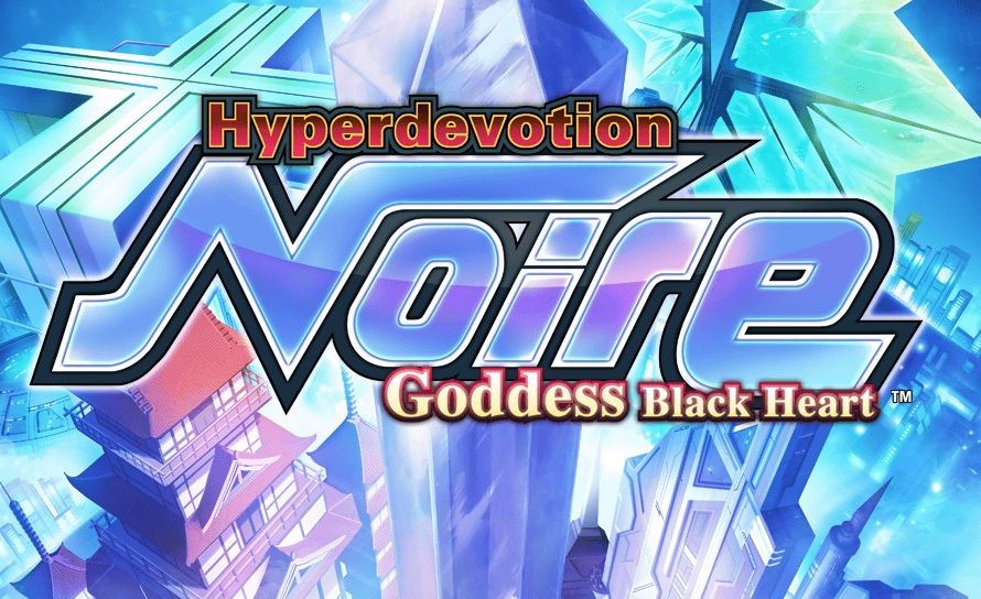 Hyperdevotion Noire: Goddess Black Heart Review