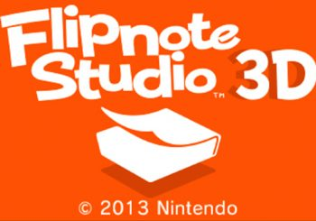 Flipnote Studio 3D is Now Available for Free via Club Nintendo