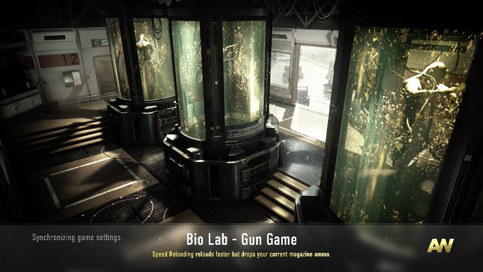 Call Of Duty Advanced Warfare To Add Gun Game Just Push Start