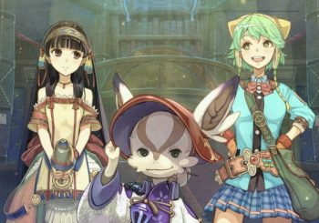 Atelier Shallie Pre-Order Bonus detailed