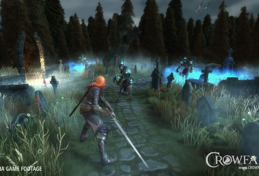 Crowfall; A new MMO from creators of Ultima Online and SWTOR