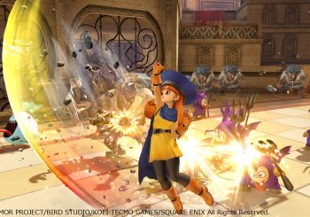 Dragon Quest Heroes coming to PC via Steam on December 3