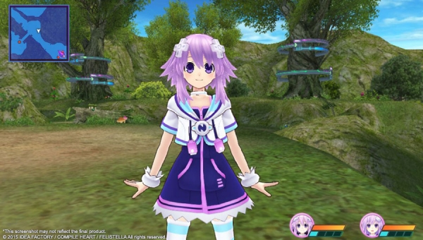 Hyperdimension Neptunia Re;Birth 3 coming to NA this Summer