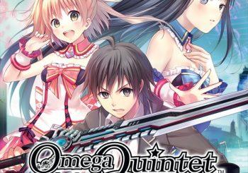 Omega Quintet Box Art for North America revealed