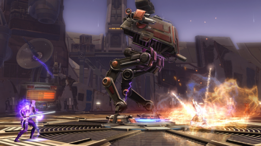 SWTOR Game Update 3.1