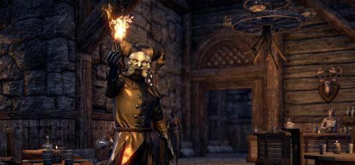 The Elder Scrolls Online Mount