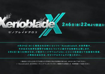 Xenoblade Chronicles X Direct announced for this week
