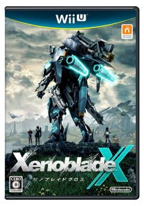 Xenoblde Chronicles X Box ARt