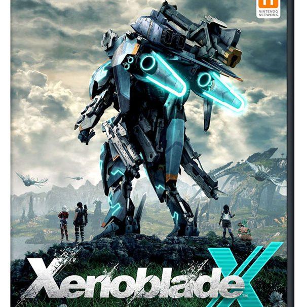 Xenoblade Chronicles X Japanese box art revealed