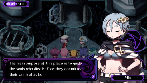 criminal girls purpose