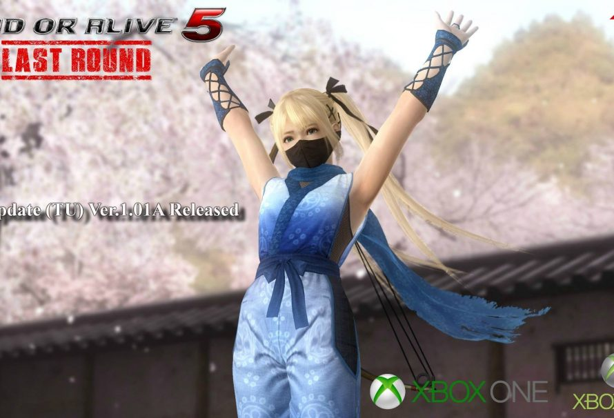 Dead or Alive 5: Last Round Patch Now Available For Xbox One
