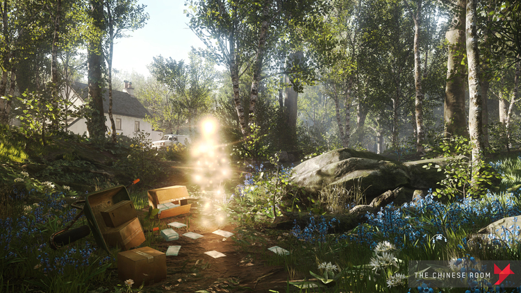 Everybody's Gone to the Rapture Enters Alpha Status