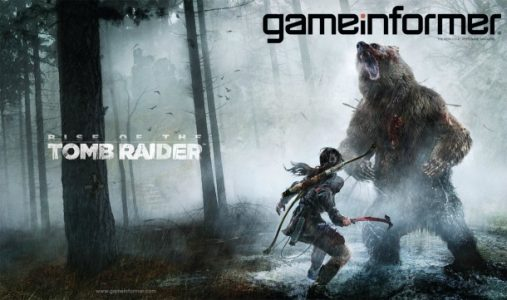 game informer rise tomb raider