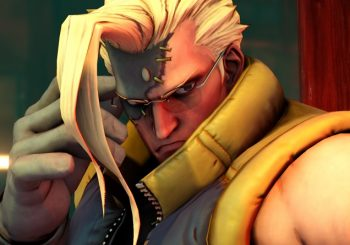 Charlie Stars In All-New Street Fighter V Trailer