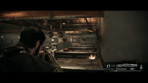the order 1886 kitchen gameplay