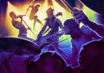 Rock Band 4 Releasing for Xbox One and PlayStation 4