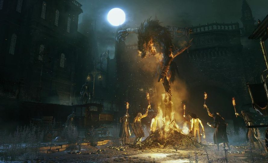 Bloodborne Day One Patch Weighs in At 2.6GB