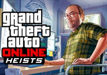 Grand Theft Auto Online Heists now live