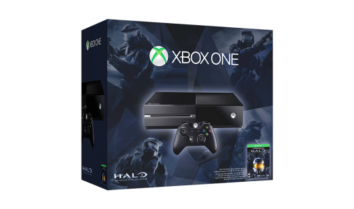 Halo Xbox One BUndle