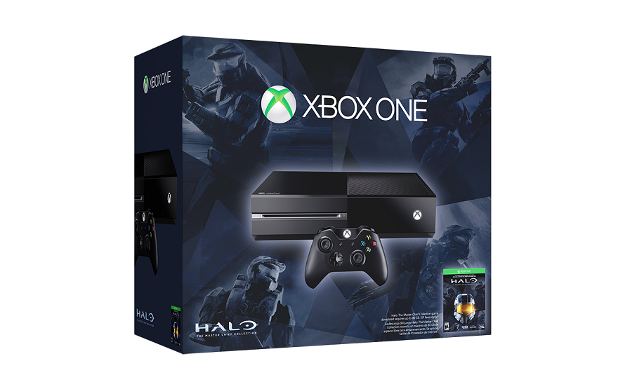 Halo: The Master Chief Collection Xbox One Bundle Announced