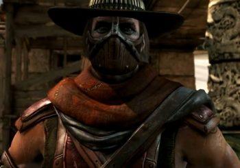 Mortal Kombat X gets Erron Black as a New Playable Character