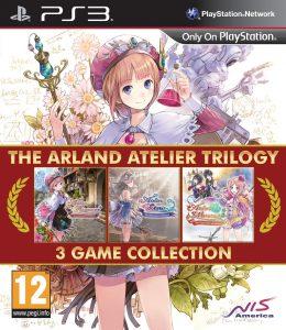 atelier arland trilogy UK