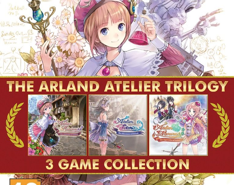 Atelier Arland Trilogy Out Now In Europe