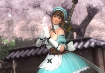 The Ninja Girls Of DoA5: Last Round Get Destructible Costumes With Senran Kagura Mashup