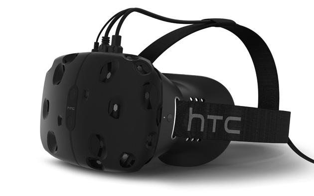 HTC's Vive; Valve's VR Headset