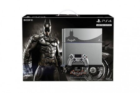 ps4 arkham bundle
