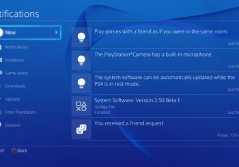 Proxy Exploit Allows PS4 Owners To Acquire 2.50 Beta Firmware Early