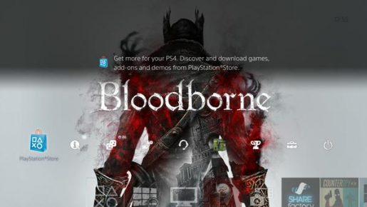 ps4 bloodborne theme