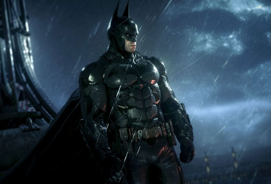 Batman Arkham Knight's First Story DLC Coming this July 14