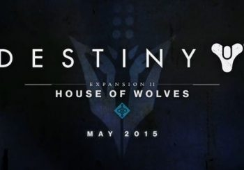 Destiny Expansion II: House of Wolves out this May