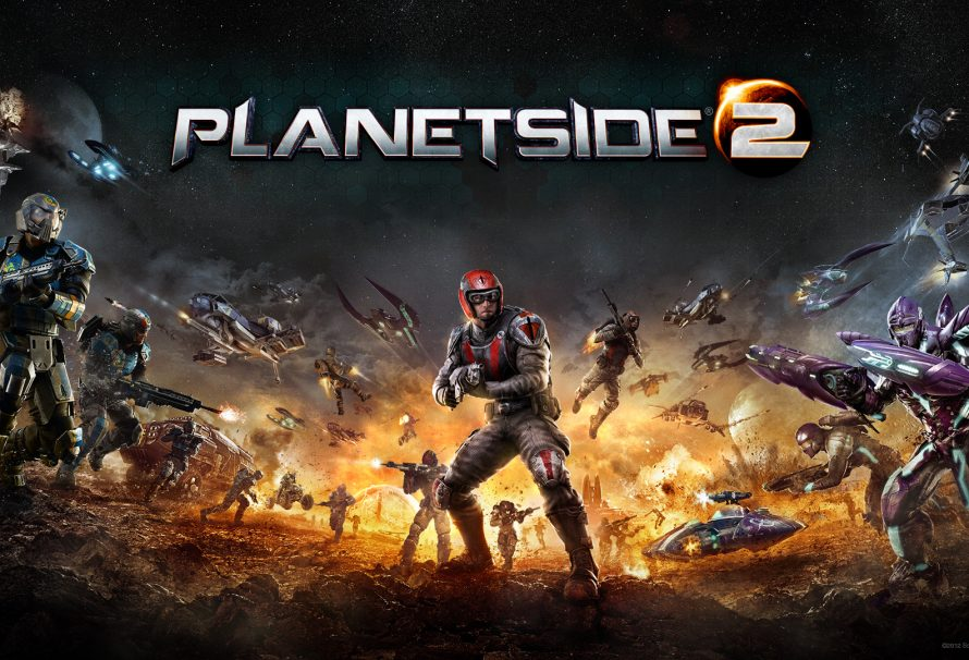 PlanetSide 2 (PS4) Impression – A Solid, but Generic Experience