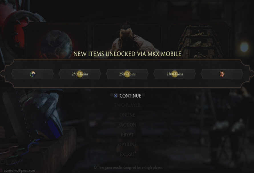 How To Instantly Unlock Every Mobile Unlock In Mortal Kombat X