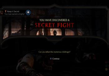 Mortal Kombat X - Keep It Secret Trophy / Achievement Guide