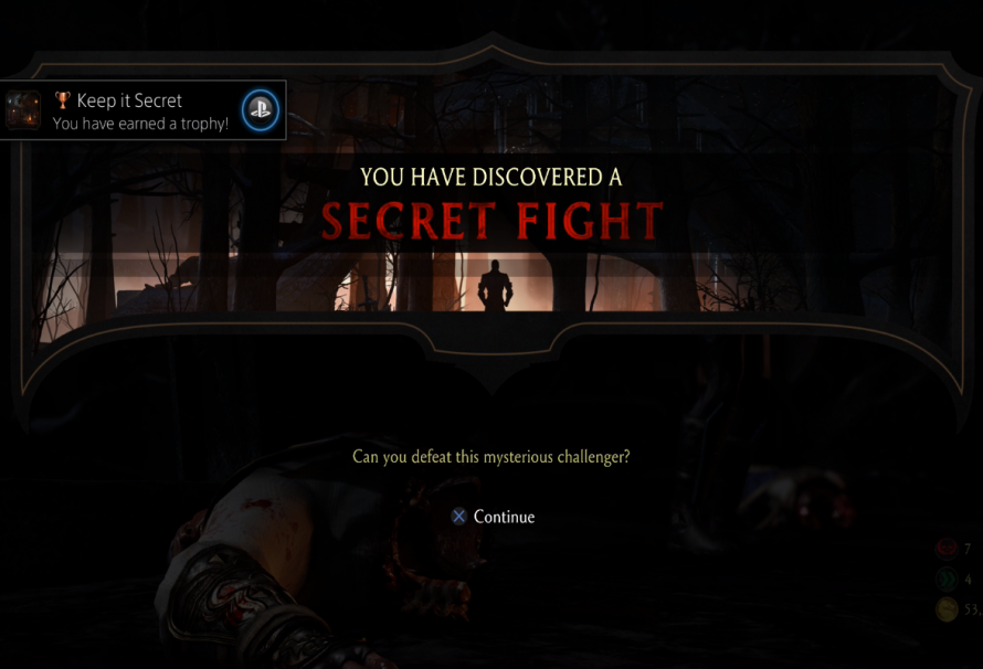 Mortal Kombat X – Keep It Secret Trophy / Achievement Guide