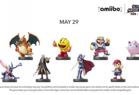 GameStop To Open Wave 4 Amiibo Preorders Tomorrow