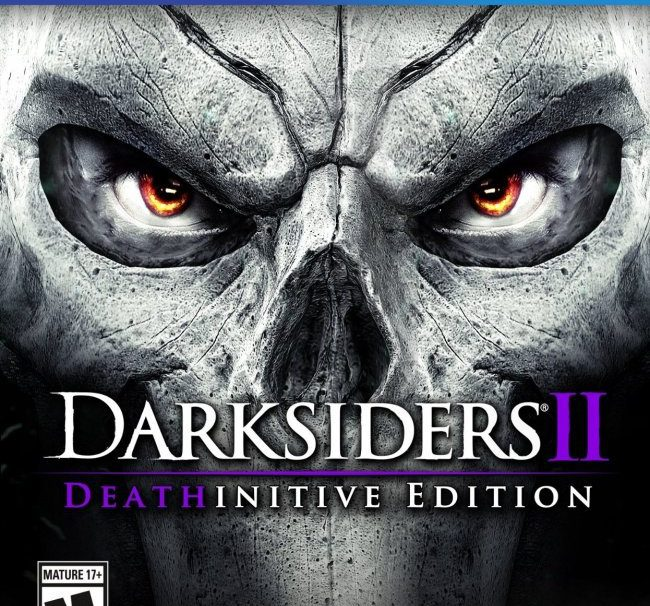 Darksiders II Deathinitive Edition launches October 27