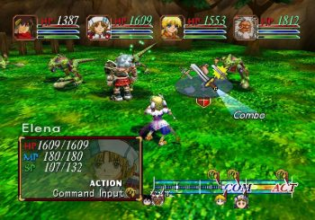 GungHo Online is Thinking of More Grandia Remasters and Possibly a New Title