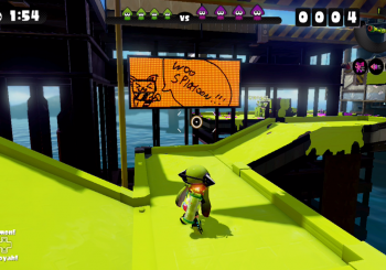 This is What Splat Zones is Like in Splatoon