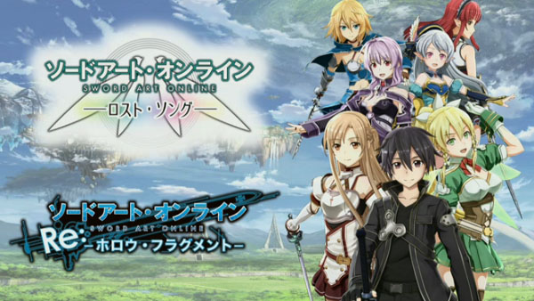 Sword Art Online Vita Titles Are Coming to PS4 in North America