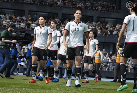 FIFA 16 To Add Women's National Teams