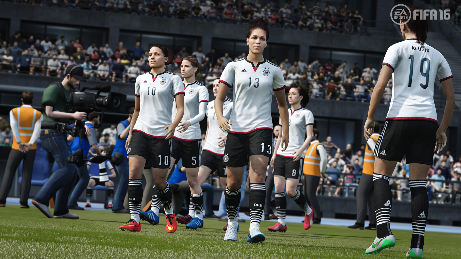 fifa 15 germany womans team