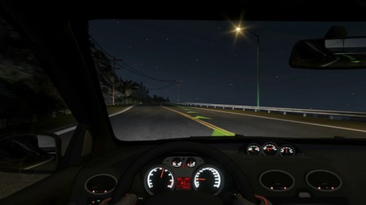 project cars ford focus interior